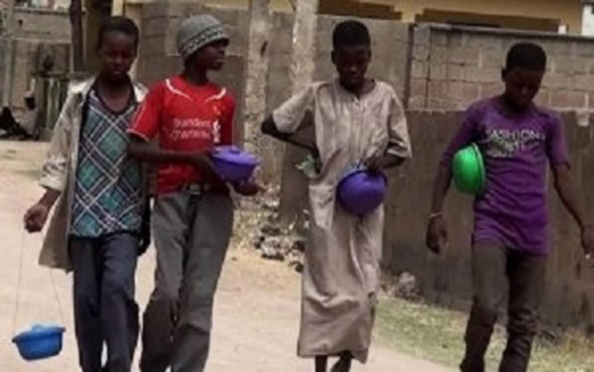 Almajeri Children: Begging on the Street