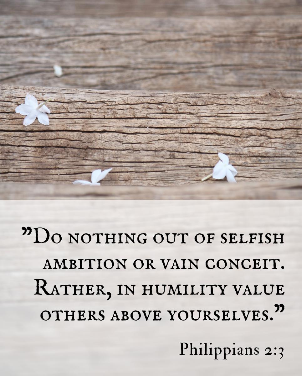 Philippians. 2:3