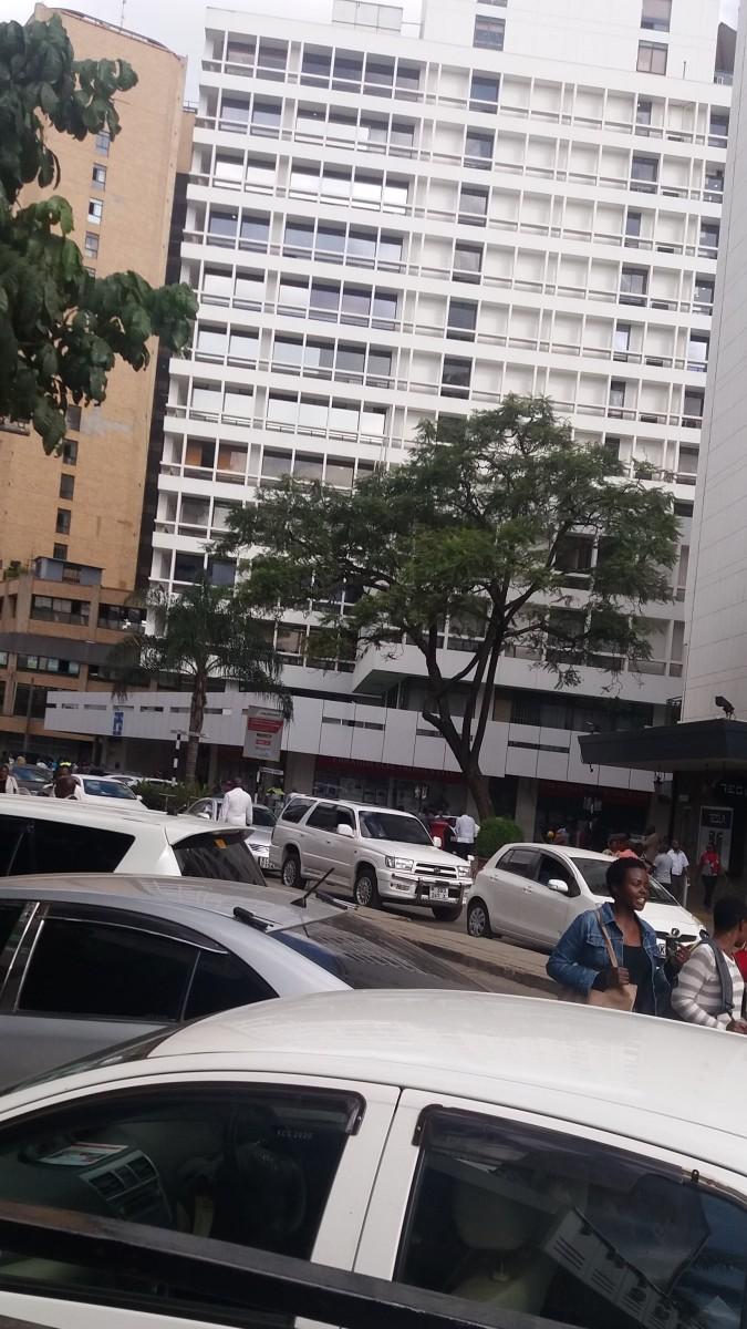 Nairobi City building