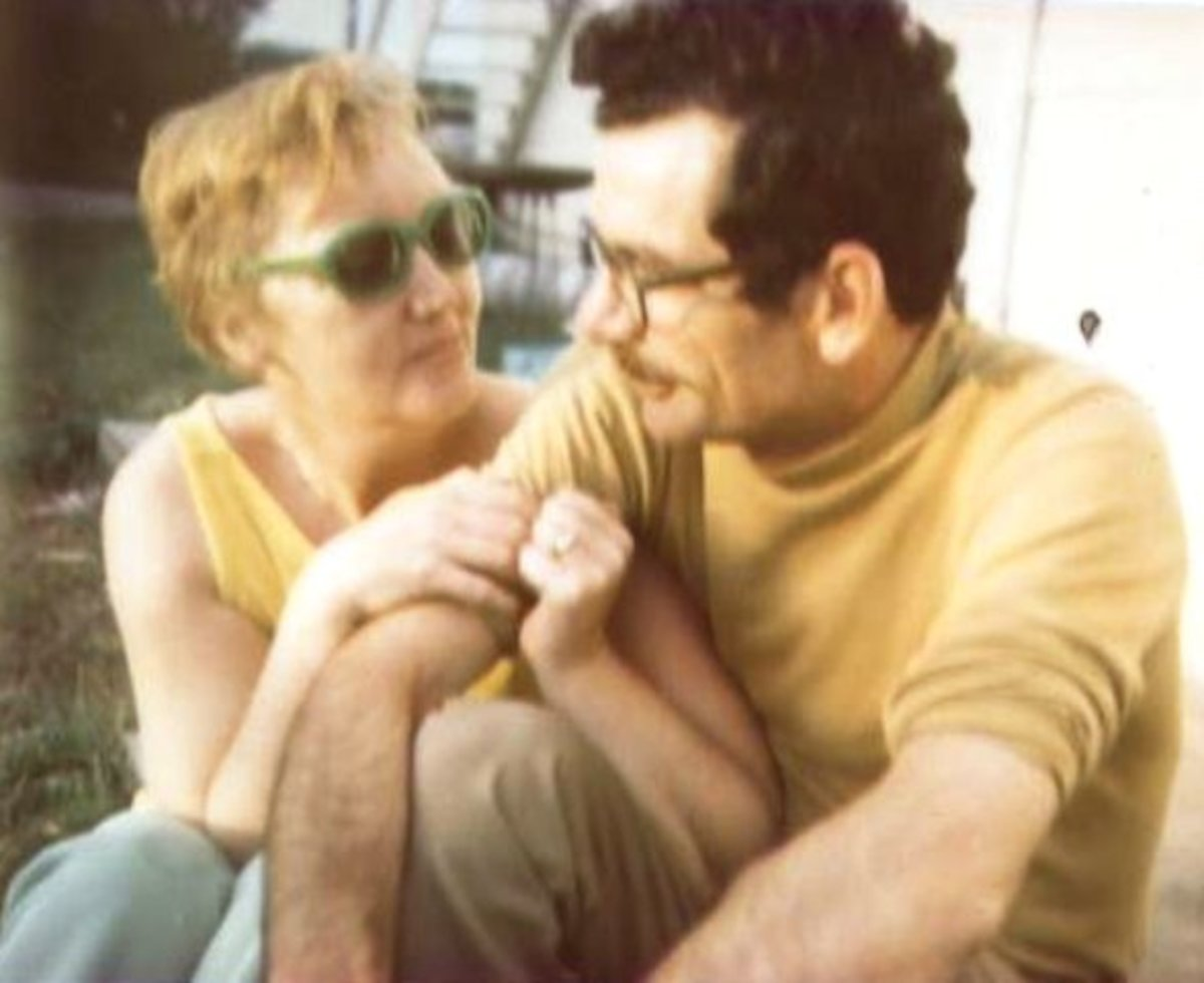 My parents, Cathy and Fraser Rempel, sometime in the 1960s.