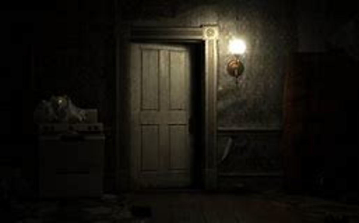 The back bedroom of the Mayer home became a hub of unexplained activity.