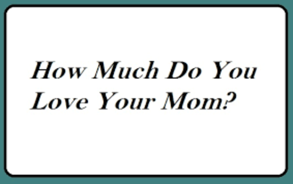 Do you love your mom enough to put the toilet seat down?