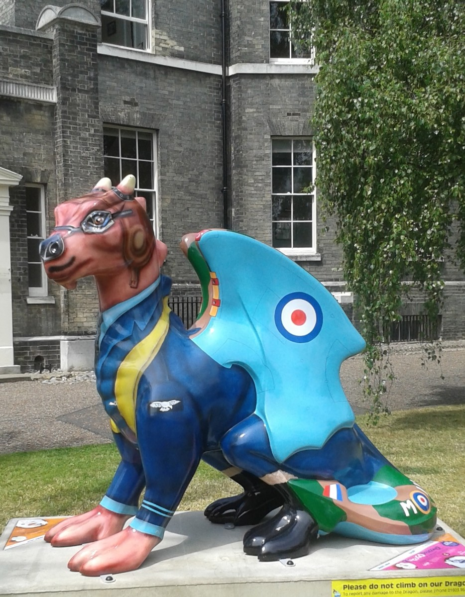 Biggles, hero of comic books & reminder of the Battle of Britain