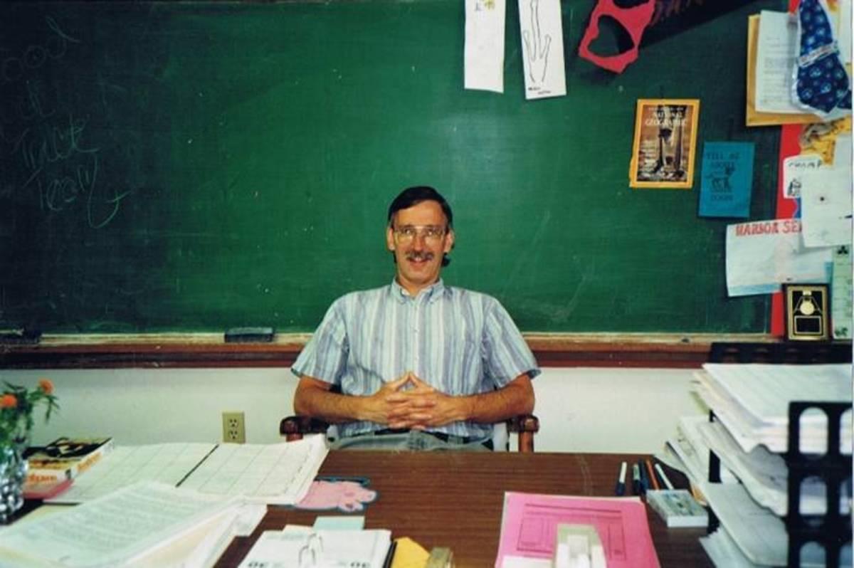 "I was a ""good enough"" teacher."