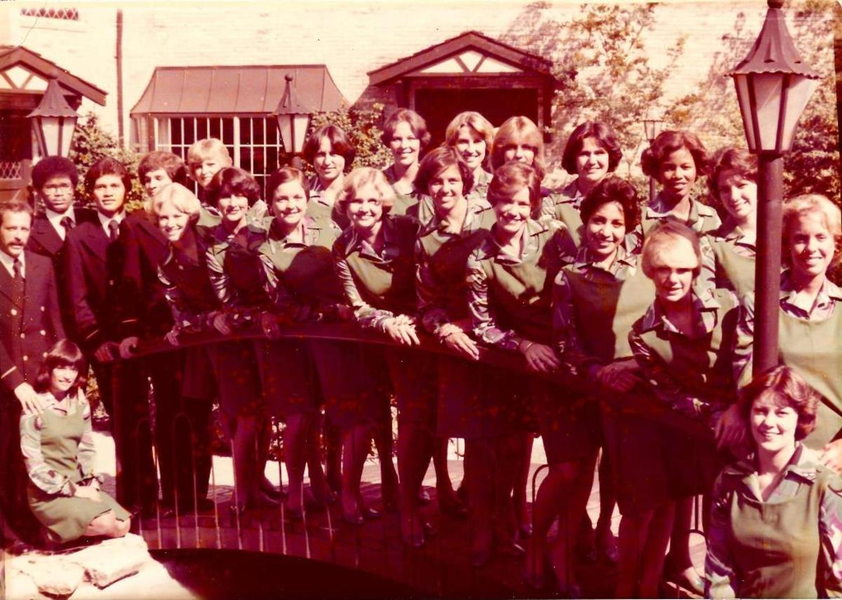 Class of 77-9 Braniff International Airlines