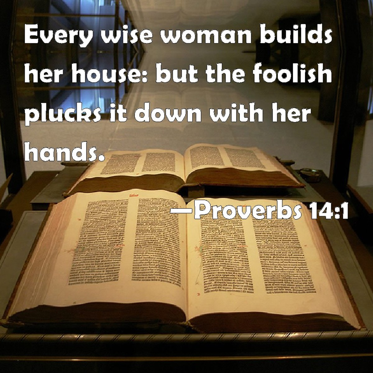 Descriptions of Women in the Book of Proverbs