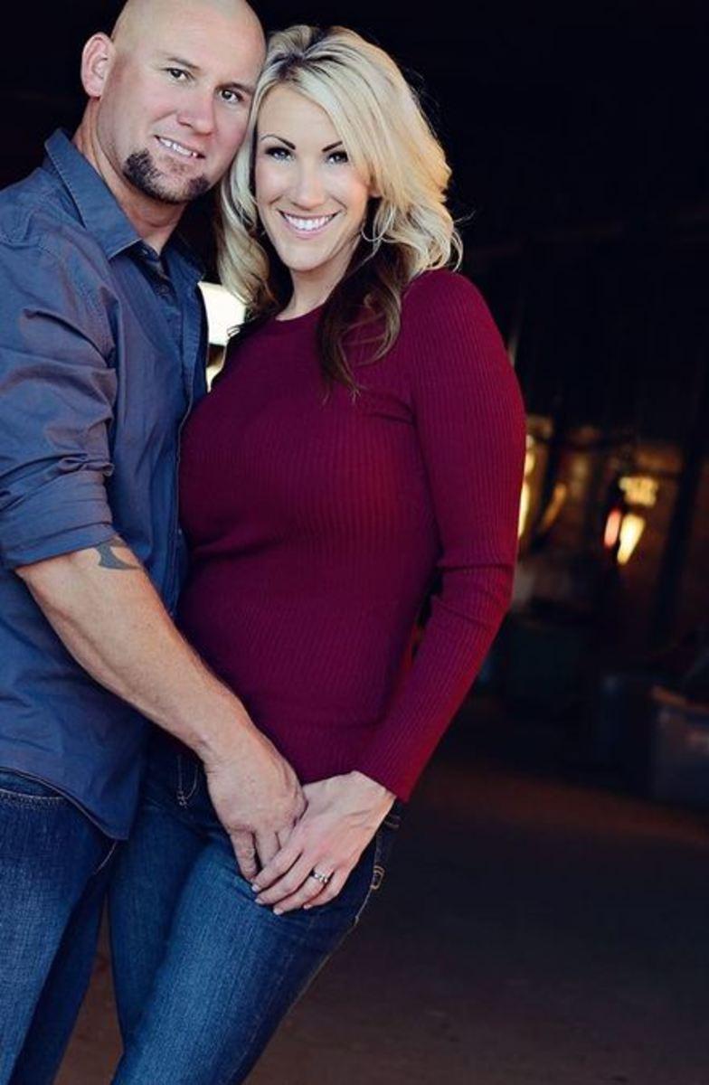 Sabrina Limon and her victim husband