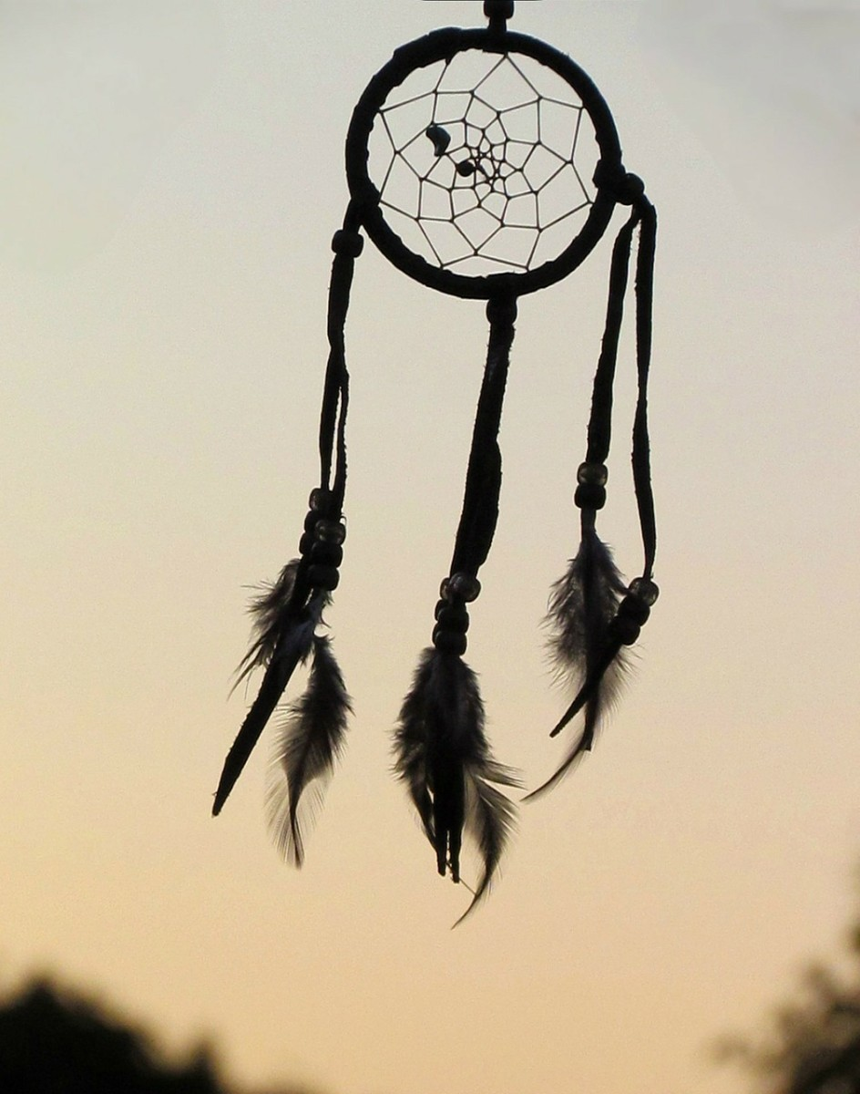 Indian Dreamcatcher