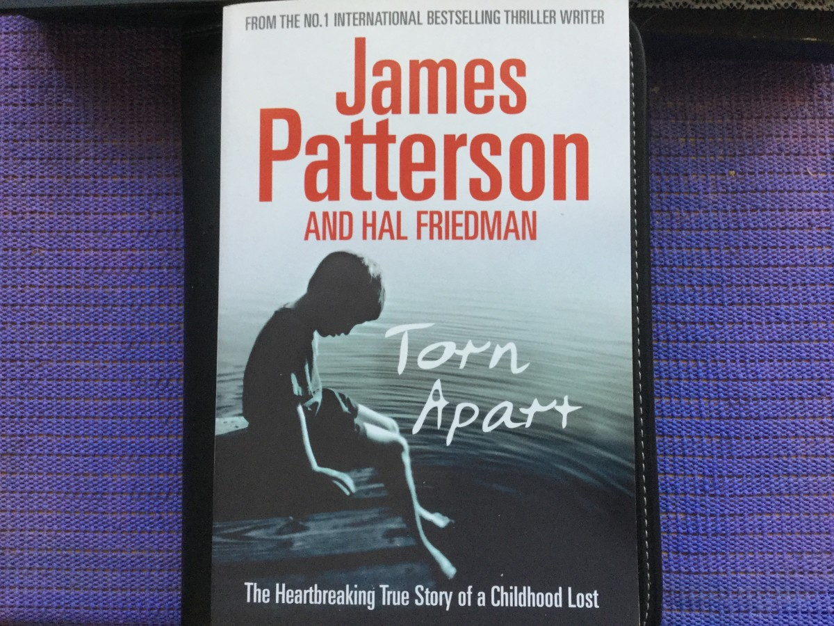 Torn Apart by James Patterson and Hal Friedman