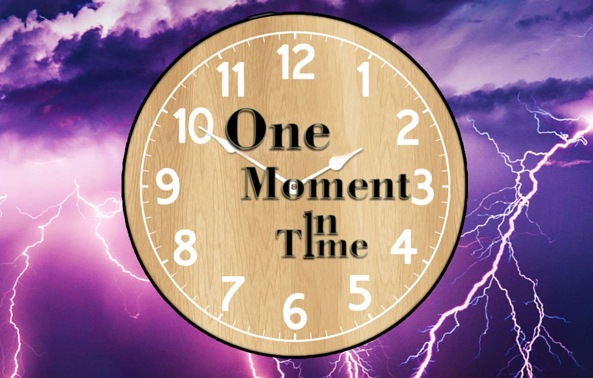 'One Moment In Time'