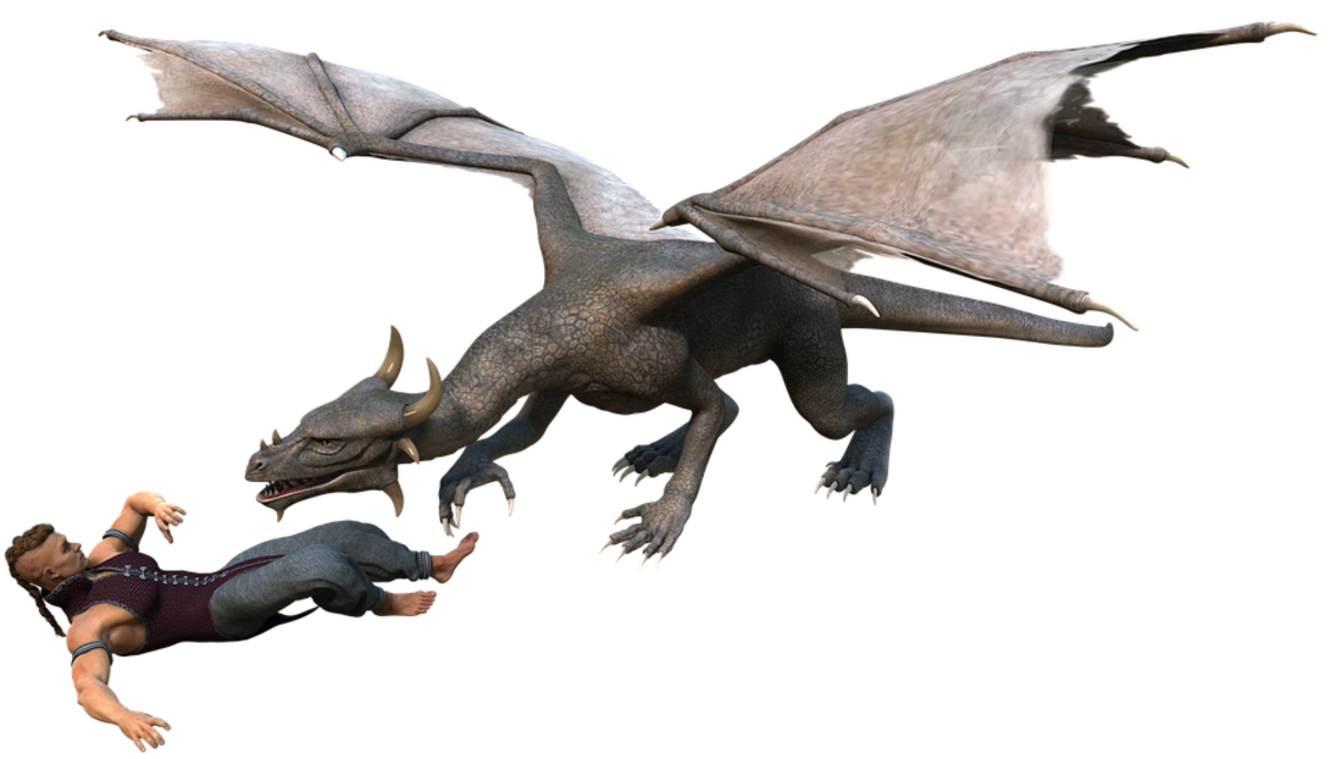 Are Dragons Real. Just look at this Pic.