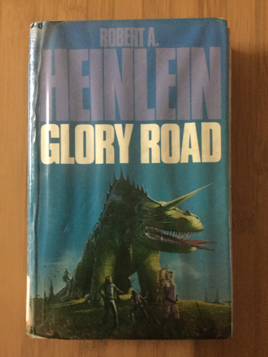 Glory Road by Robert A Heinlein (1963)