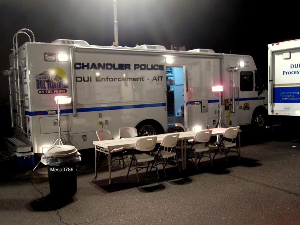 Somestimes law enforcement goes to extra lengths around holidays and special events to try to keep communities safe from drunk drivers