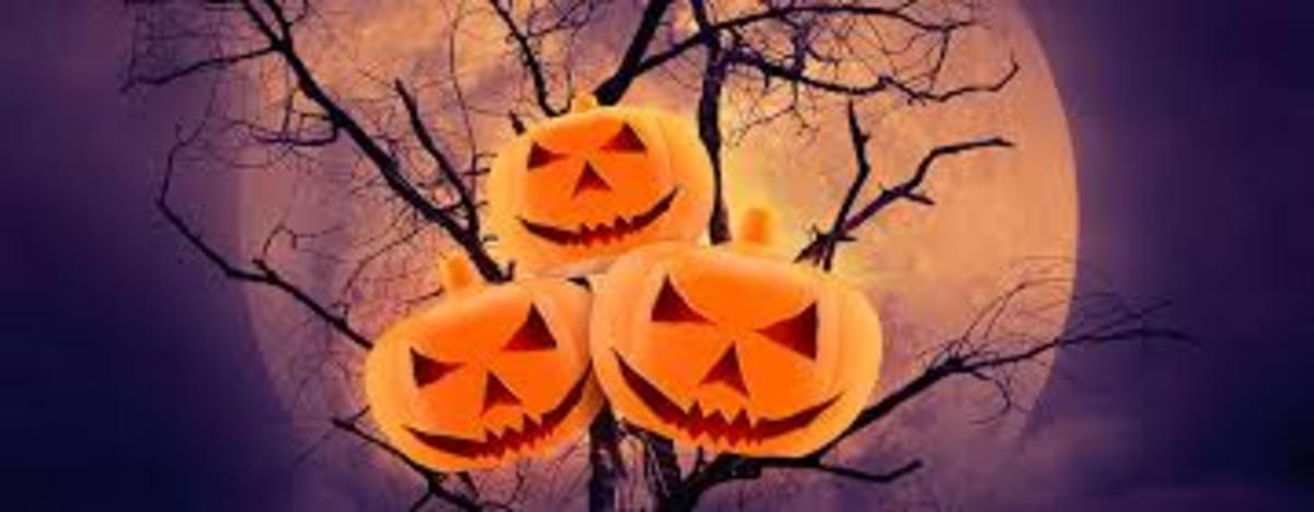 Halloween Is Not Just for Hungry Souls but Also for Hungry Hearts
