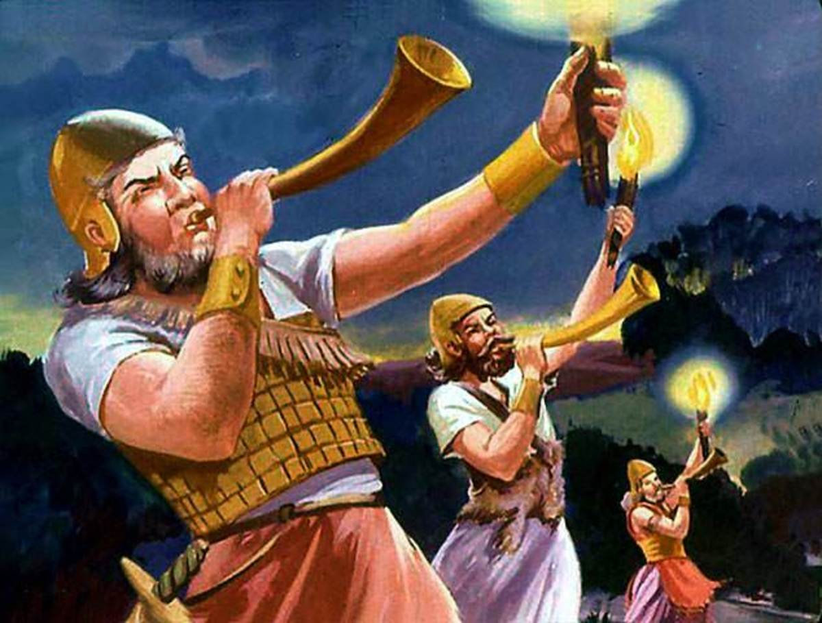 Gideon, Mighty Man of Valor