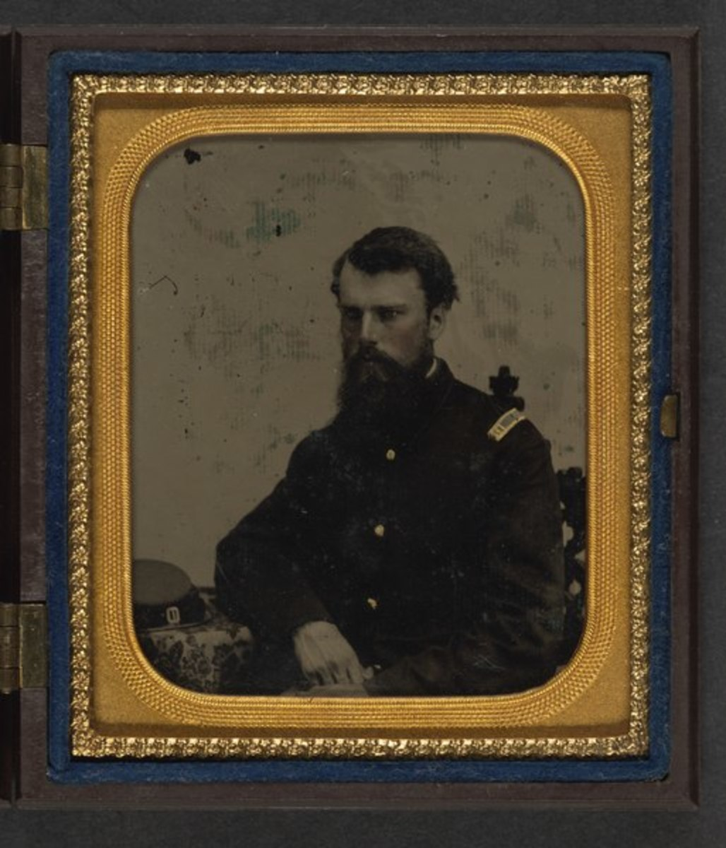 Unidentified U.S. Captain