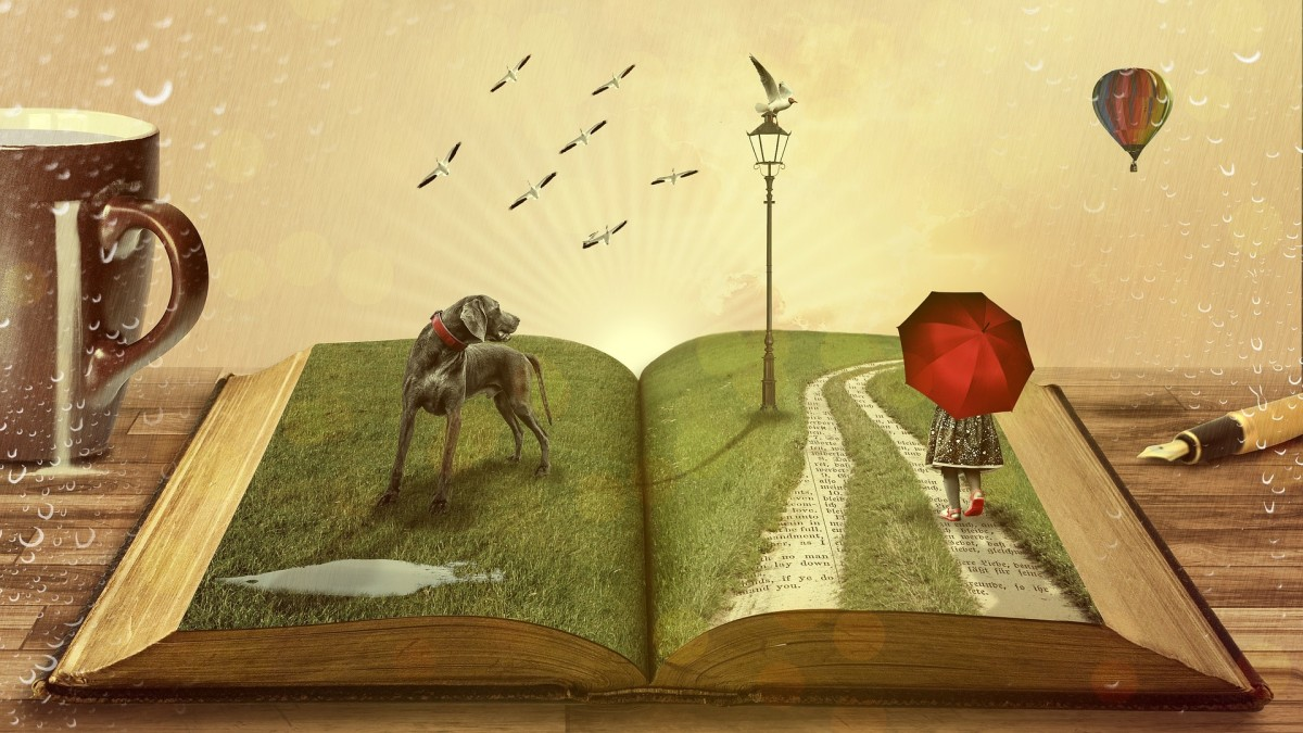 A writer's imagination