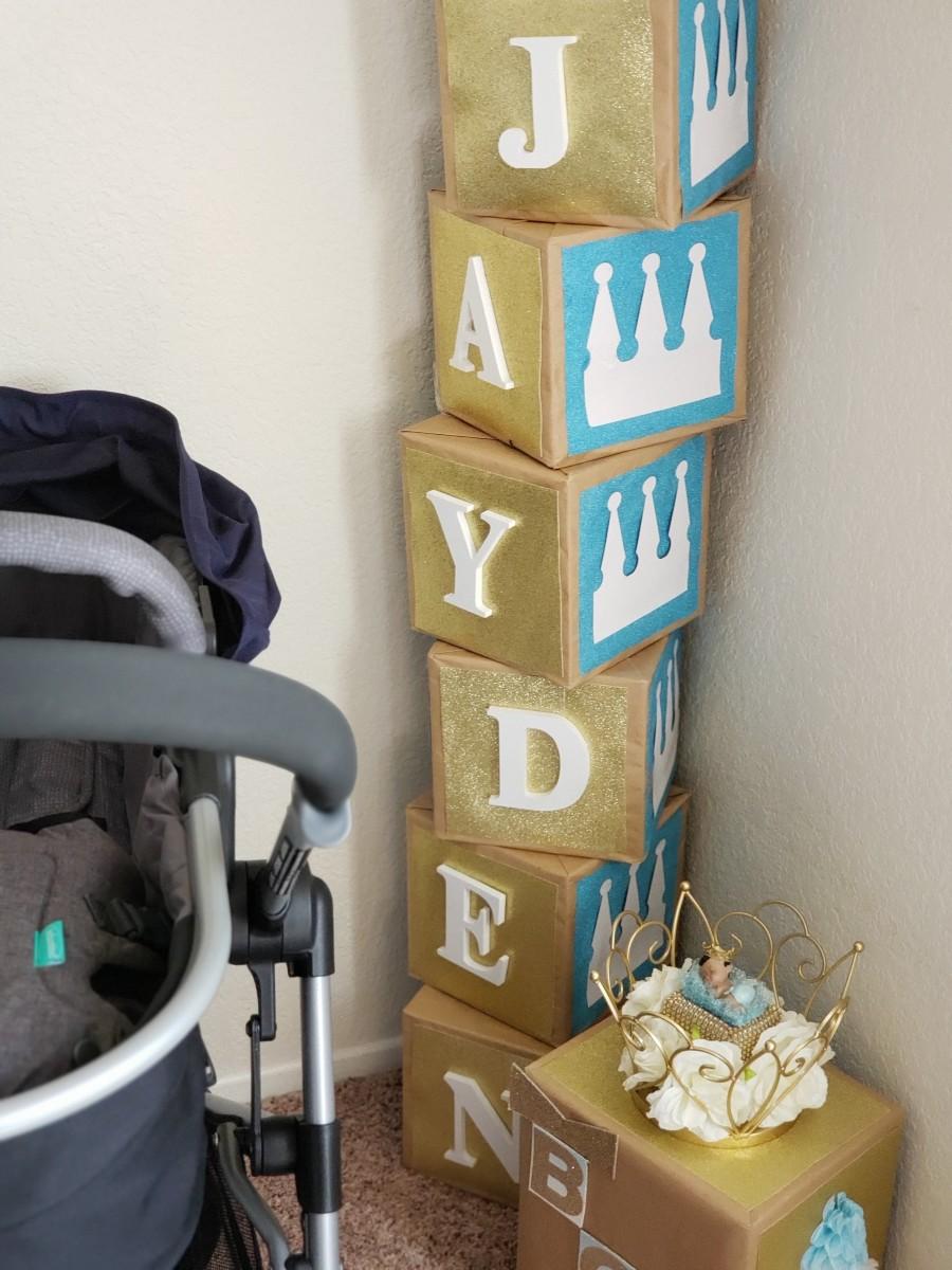 Jayden's Blocks