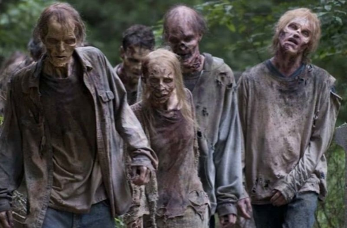 Just because zombies walk together doesn't mean they're friends