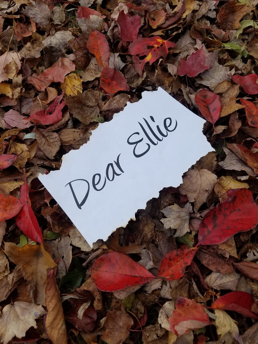 Dear Ellie - Part 20