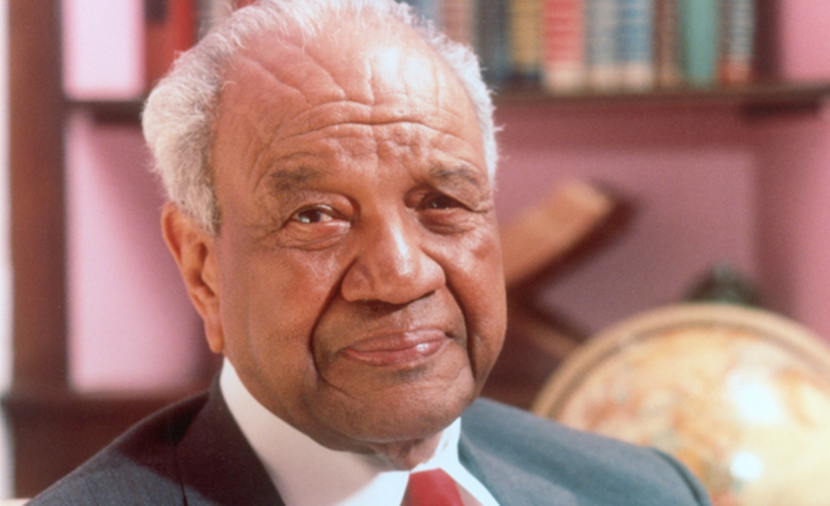 """Dr. Gardner C. Taylor  (June 18, 1918 - April 5, 2015) was an American Baptist preacher. He was admired for his eloquence as well as his understanding of Christian faith and theology. He became known as """"the Dean of American preaching,""""."""