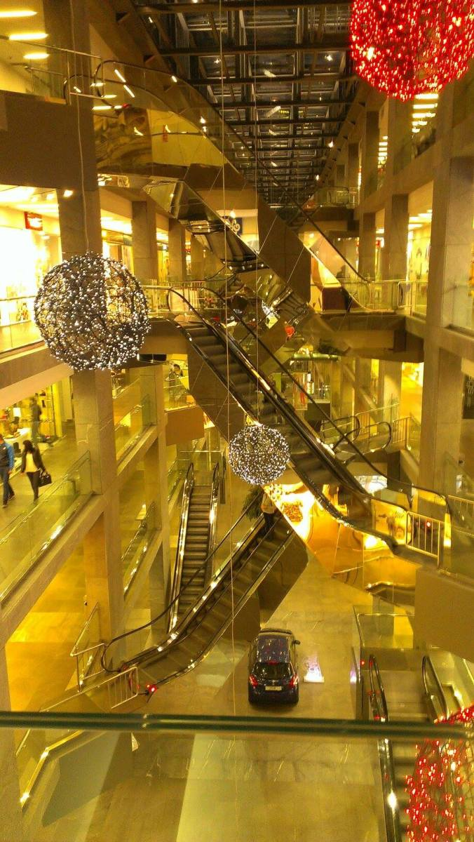 Photo of Passage Shopping Mall given to me by me ex