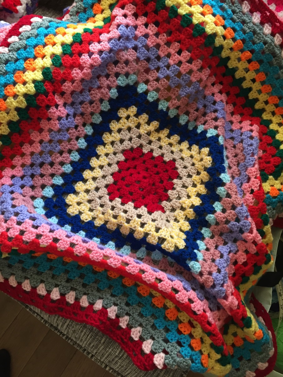 Why I Crochet With Love