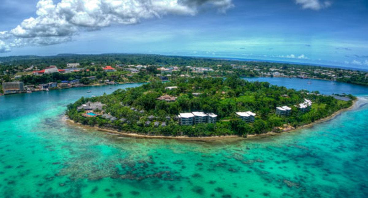 Port VIla, Efate Island, Vanuatu