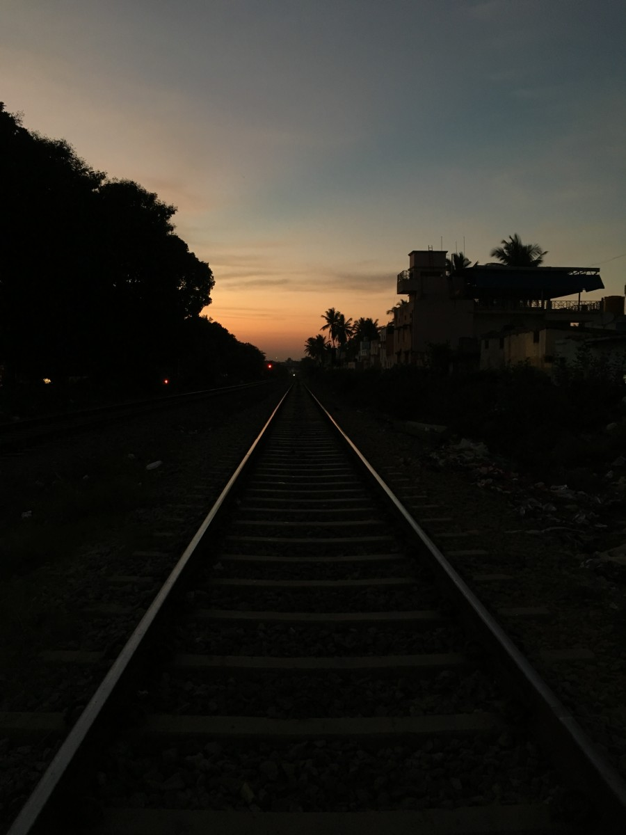 Out of Track