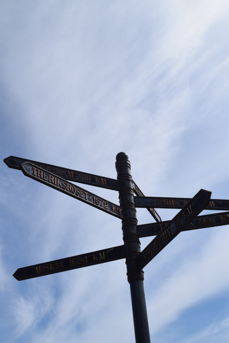 The Crossroads in Life