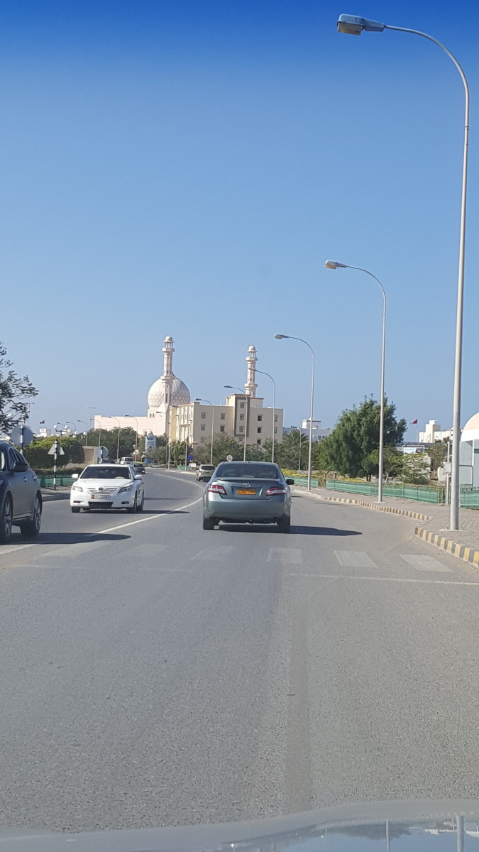 Oman, one of many places I have visited.