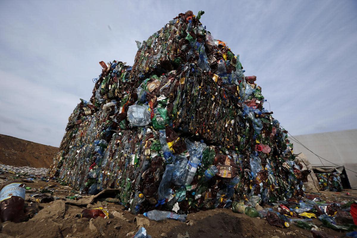 A Ton of Plastic