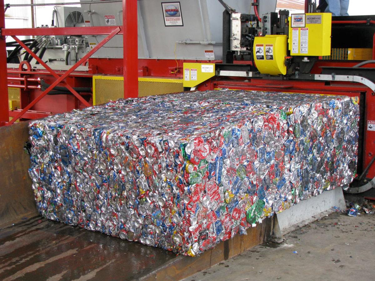 A Ton of Alluminum