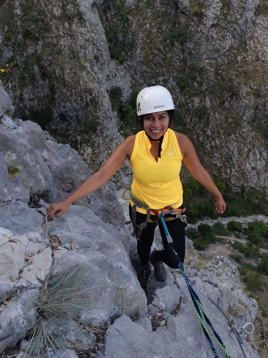 Via Ferrata – Kotor, Montenegro