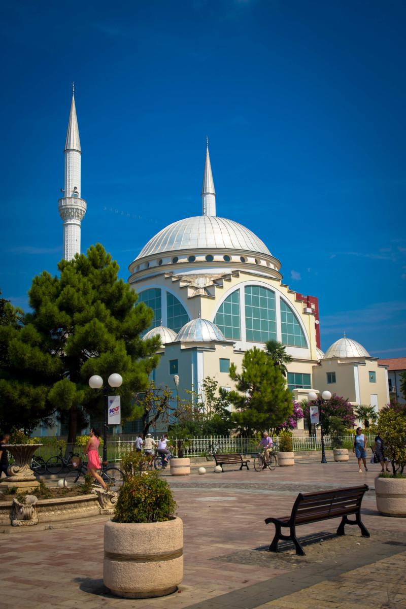Lead Mosque - Shkodër, Albania