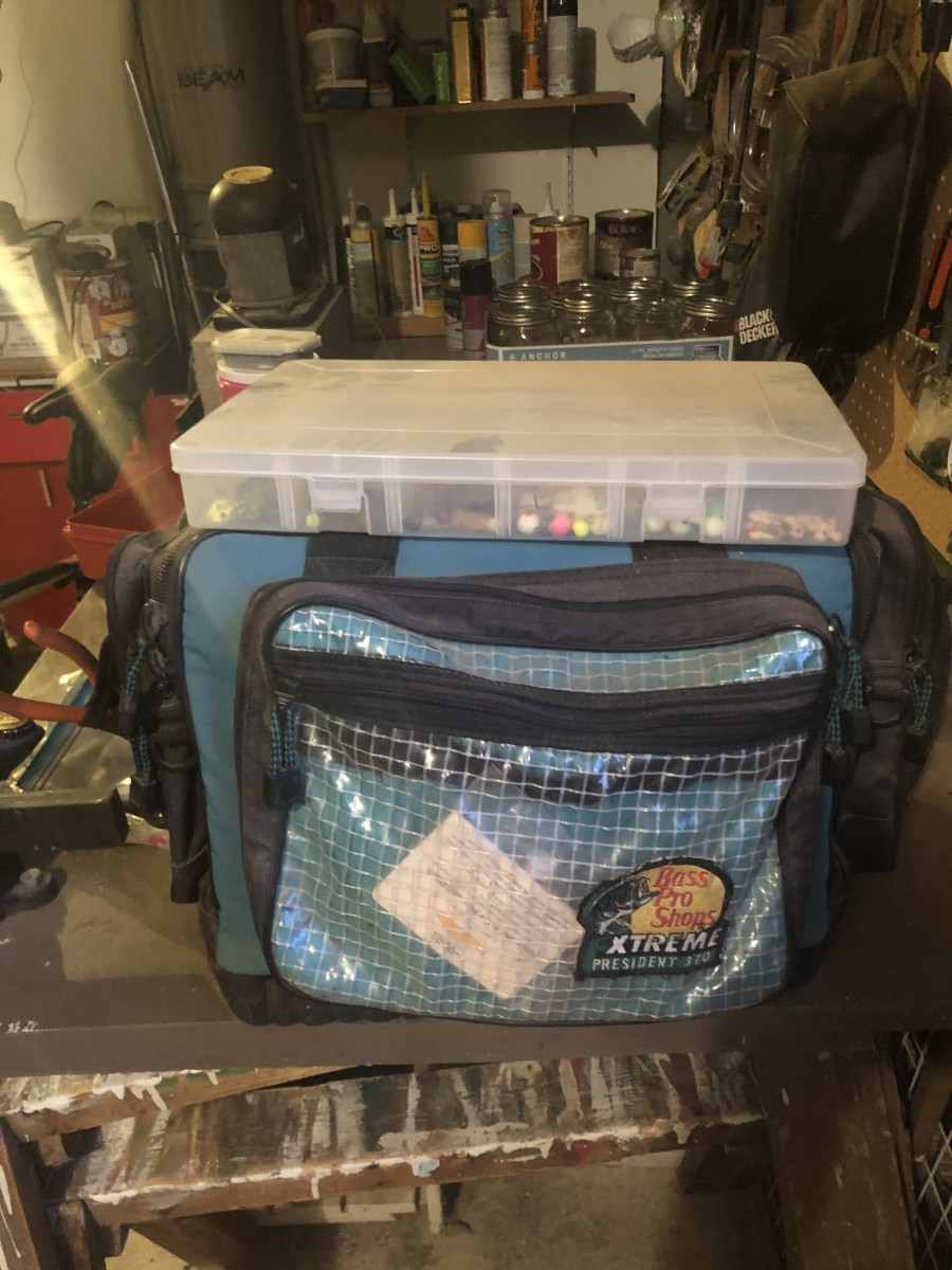 My Father's Magic Bag