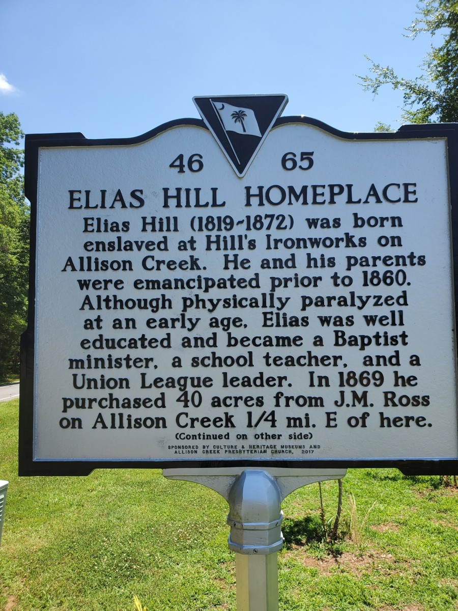 """The Story of Elias Hill, """"Kuba Jim"""", and the Indomitable Black Folk of Rock Hill"""