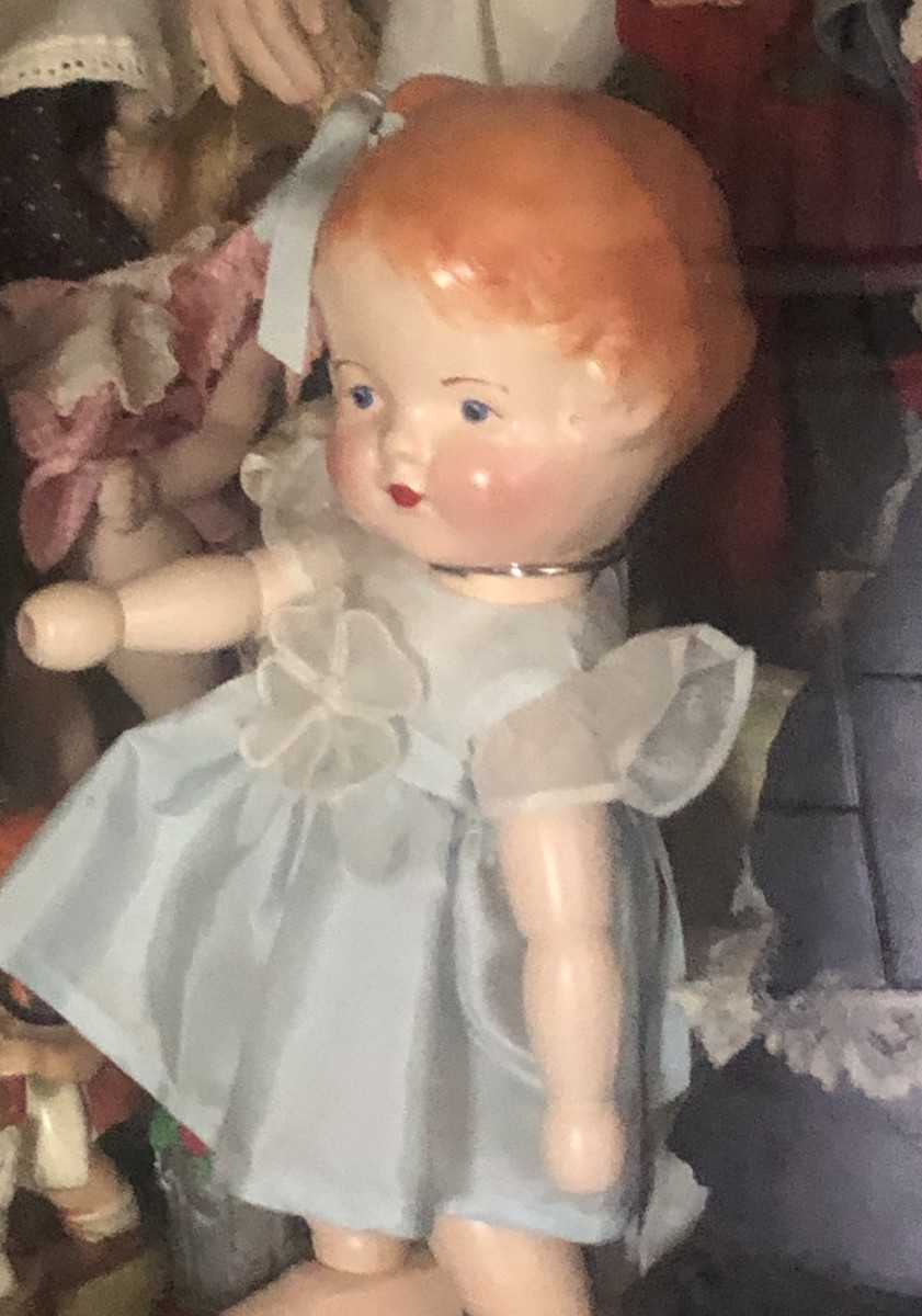 My Mothers Doll
