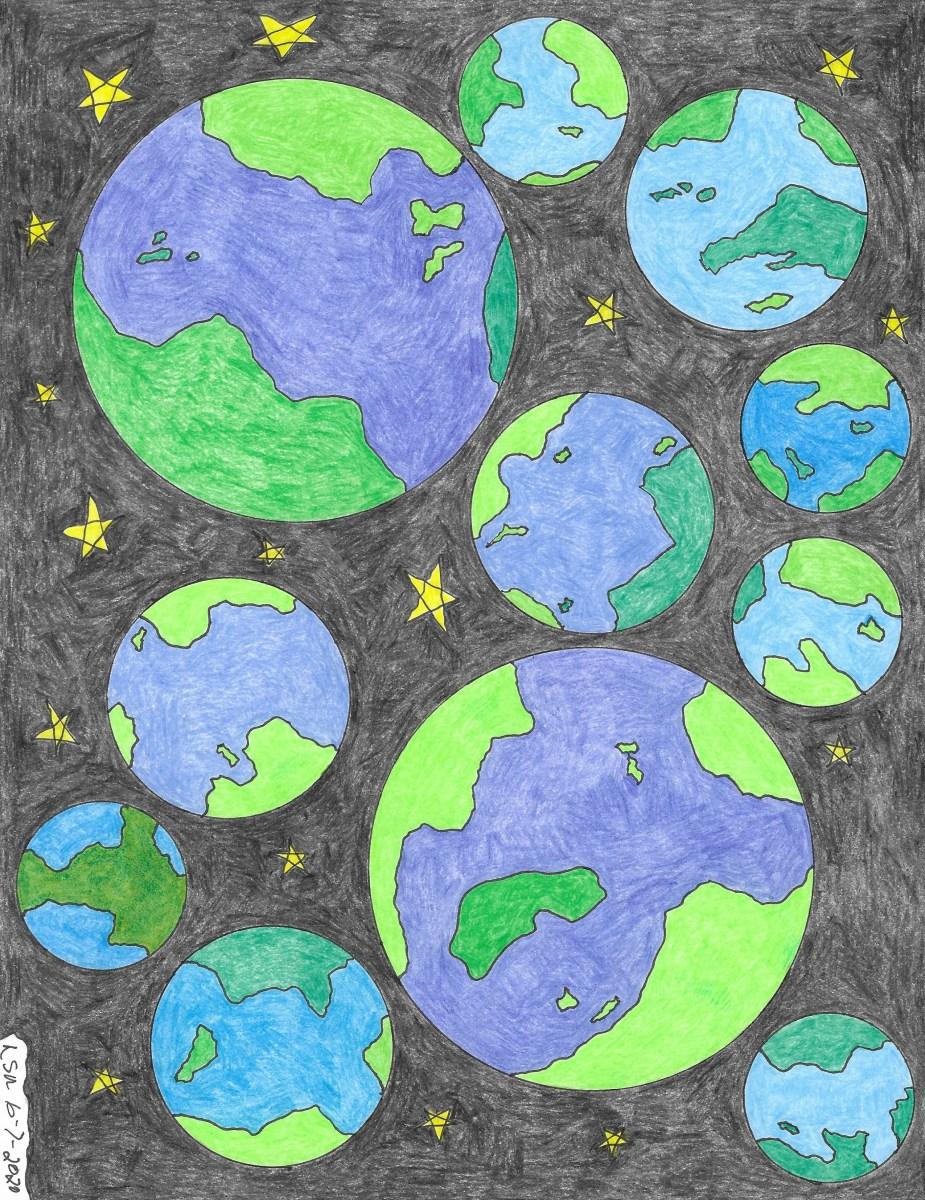 Earth Bubbles