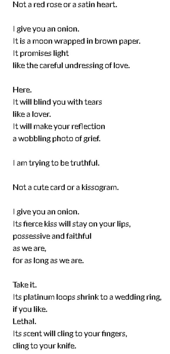 analysis-of-poem-valentine-by-carol-ann-duffy