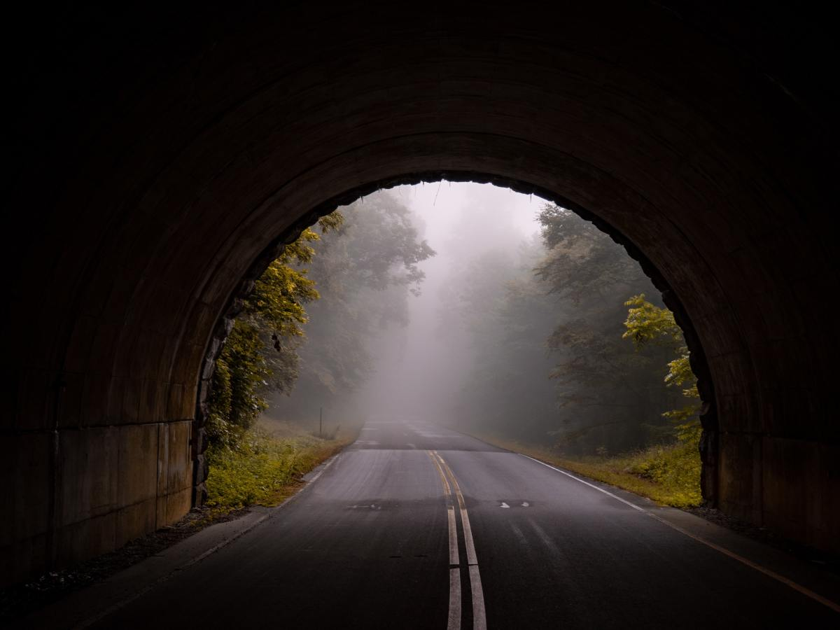 Sometimes tunnels set the stage for paranormal legends.