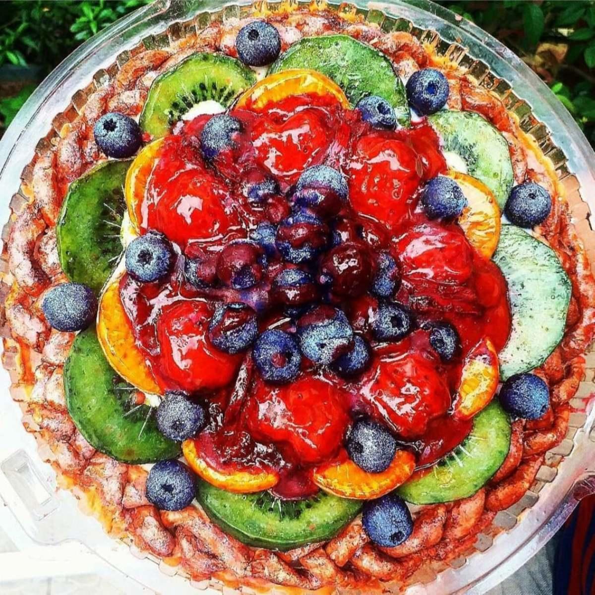 Fruit Pie Soap