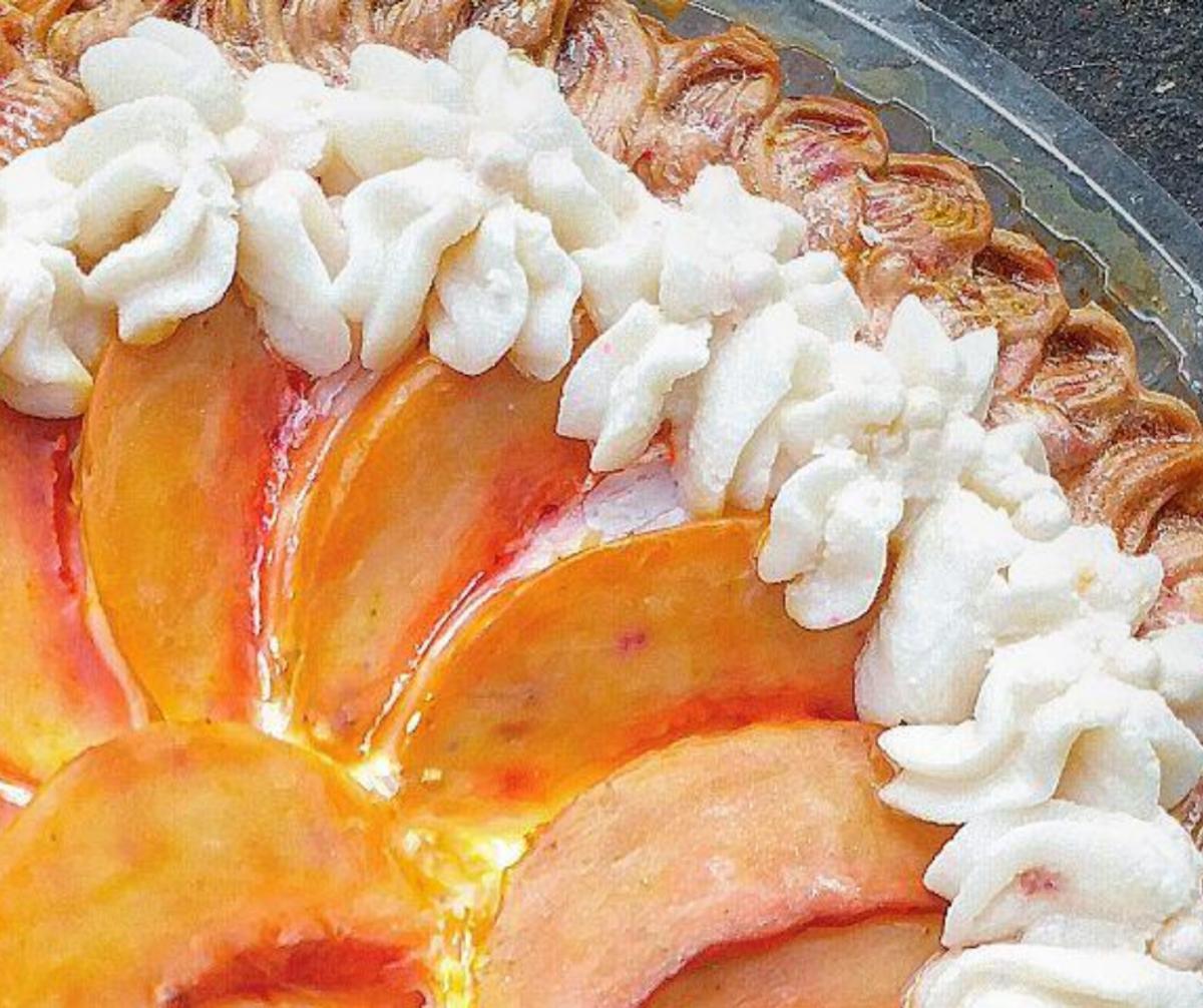 Peach Pie Soap