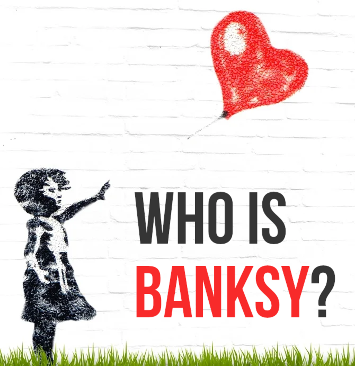 Who is the elusive street artist, Banksy? Read on for clues to his identity...