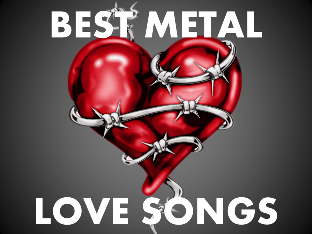 Best Metal Love Songs of All Time