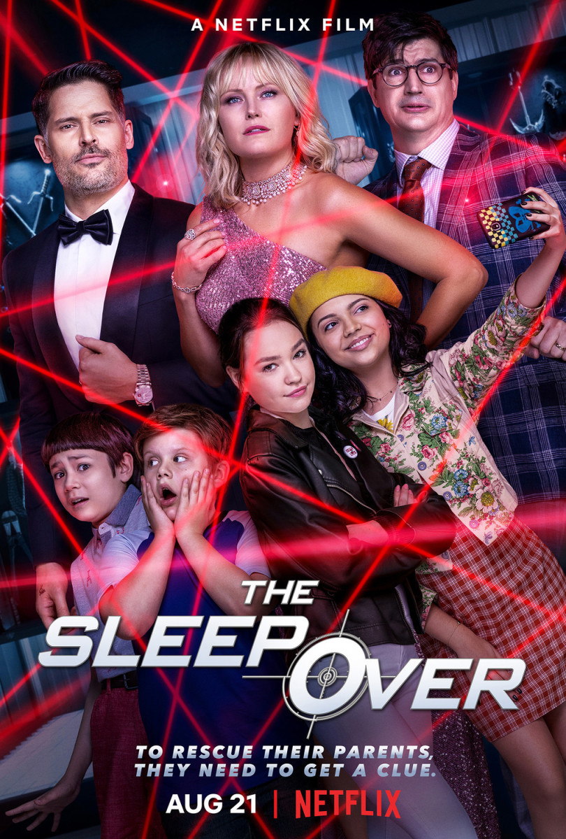 "Movie Review: ""The Sleepover"""