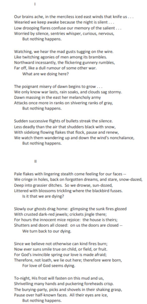 analysis-of-poem-exposure-by-wilfred-owen