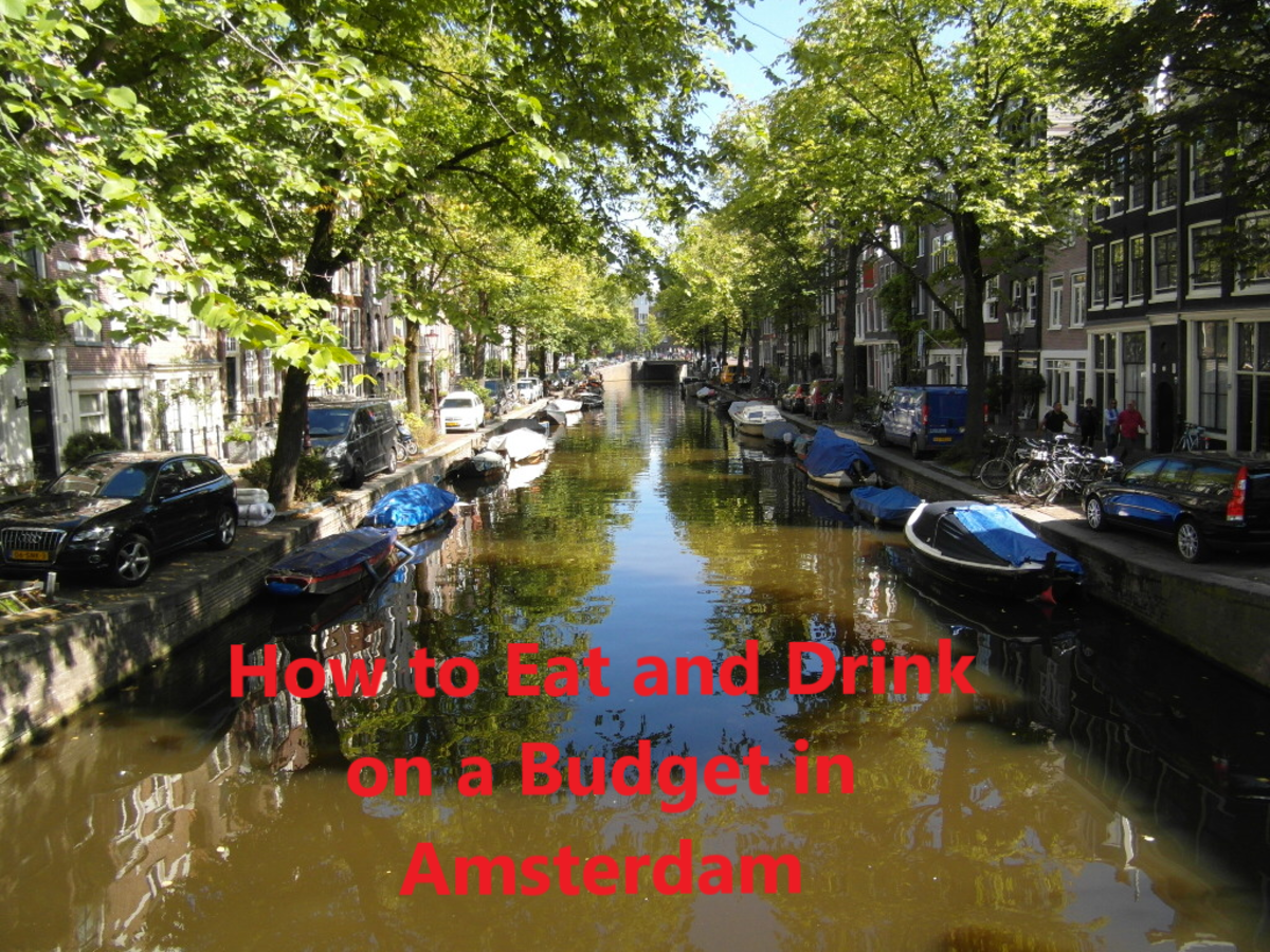 How to Eat and Drink on a Budget in Amsterdam