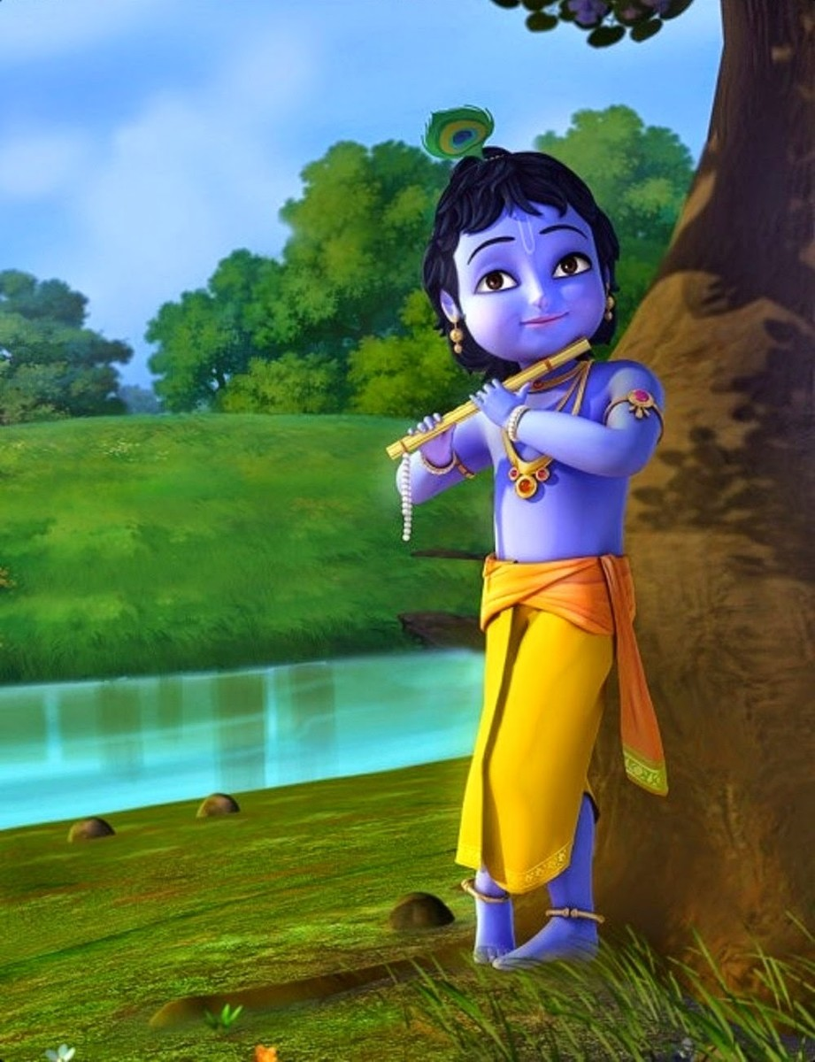oh-krishna-are-you-still-there-around