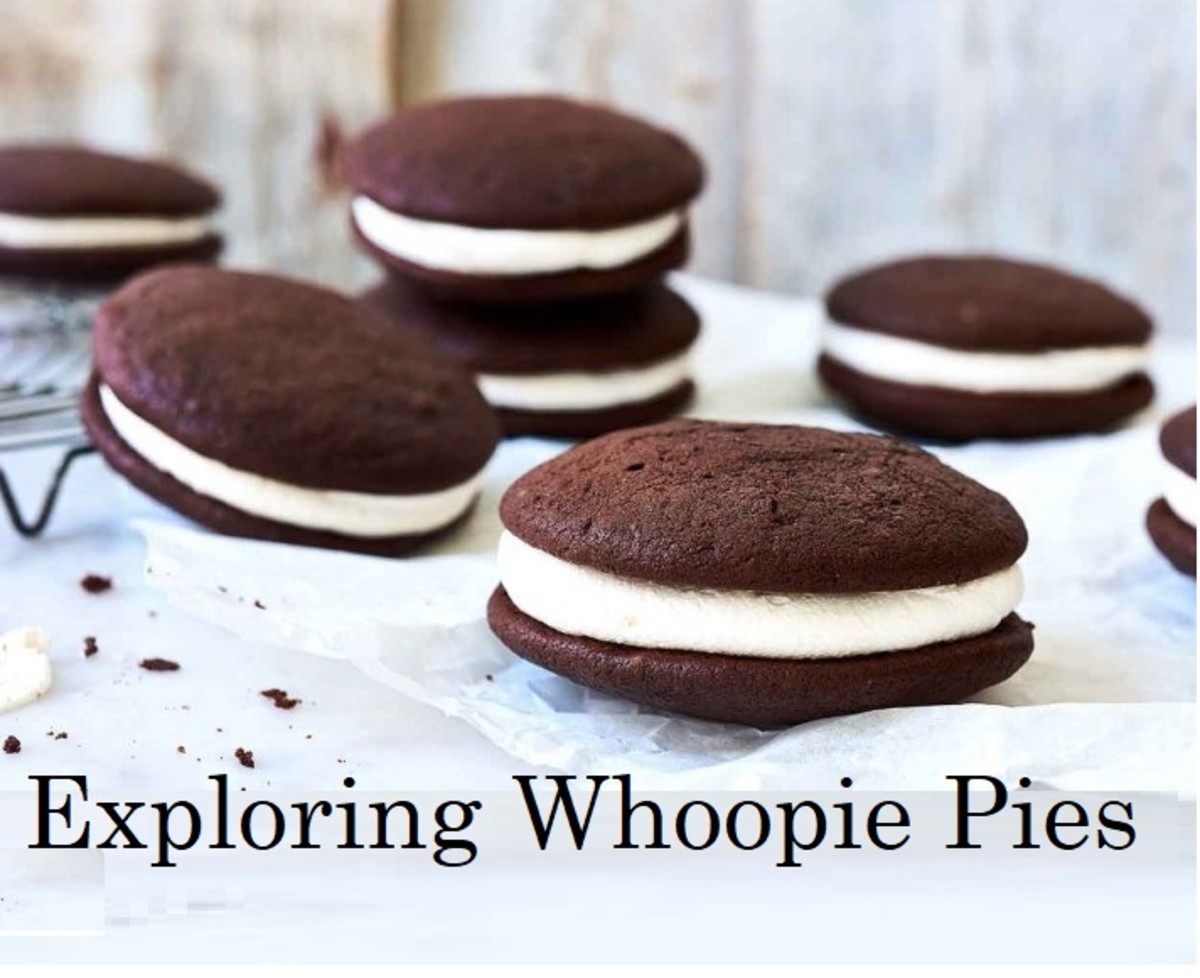 Exploring Whoopie Pies: History Plus 10 Recipes